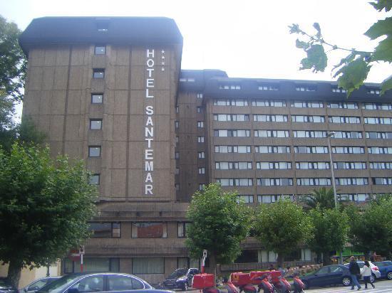 Santemar Hotel: Hotel