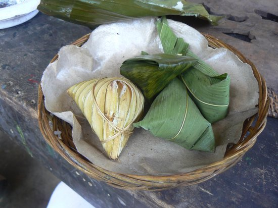Villa Orchid Bali: food