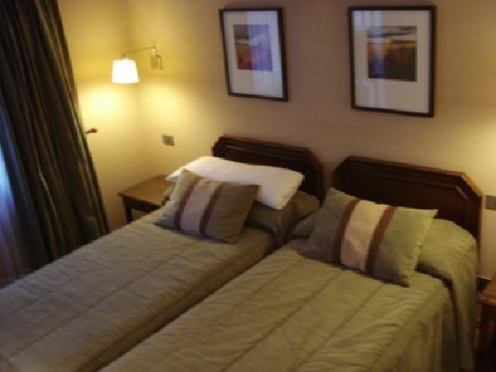 """Time Suite: foto de nuestra habitación con la """"hermosa vista"""""""