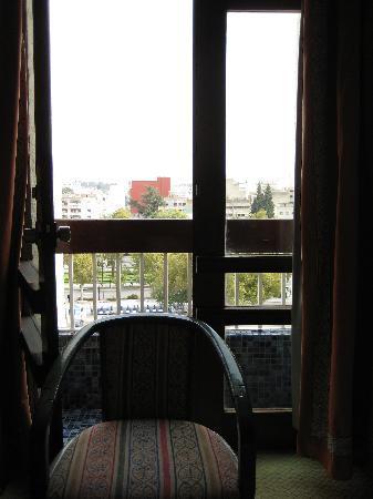 Hotel Sofia: balcony