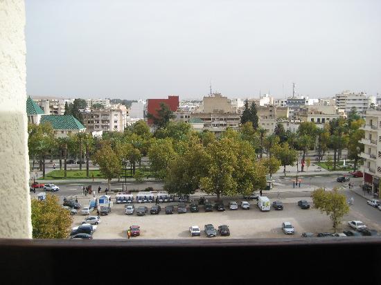 Hotel Sofia: view