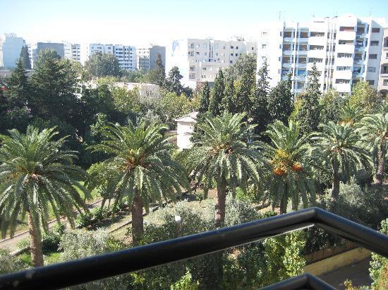 Wassim Hotel: view