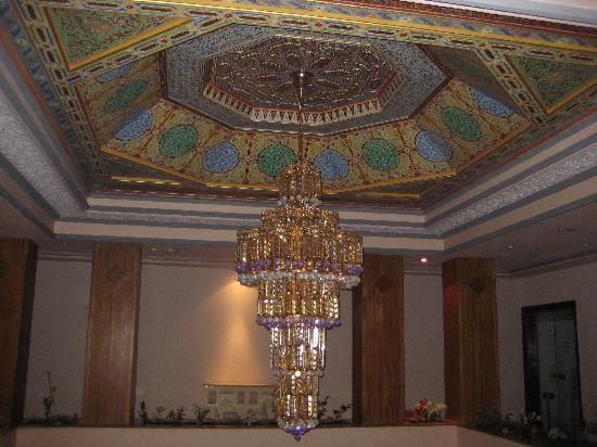 Wassim Hotel: hall