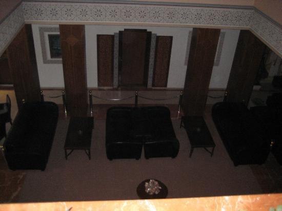 Wassim Hotel: lobby