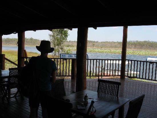Mareeba, Australien: The open-air chalet