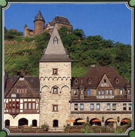 Hotel Kranenturm: Hotel-Restaurant Kranenturm
