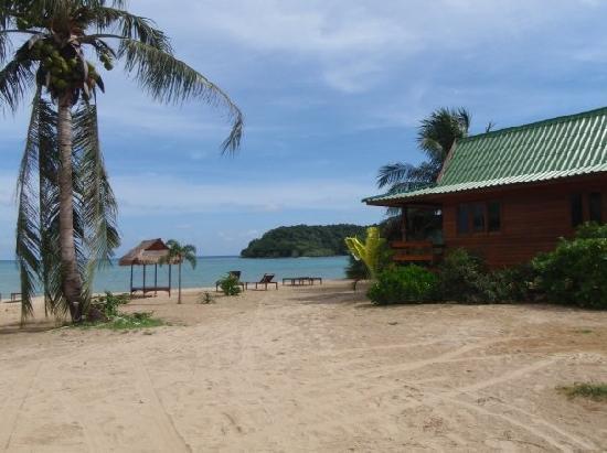 Big Easy: beautiful beach