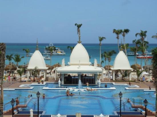Hotel Riu Palace Aruba Nice Pool