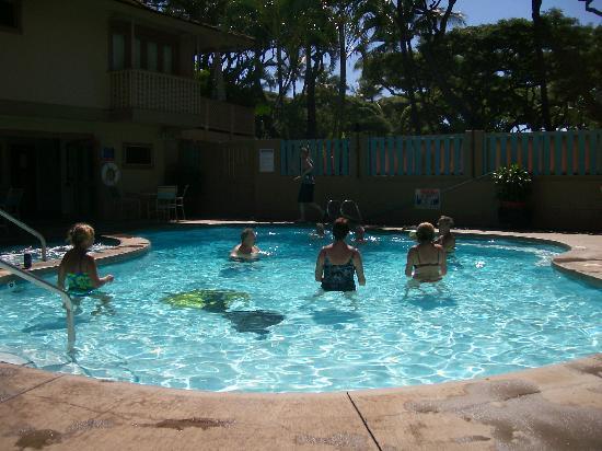 Maui Kai: The pool and hot tub are awesome!