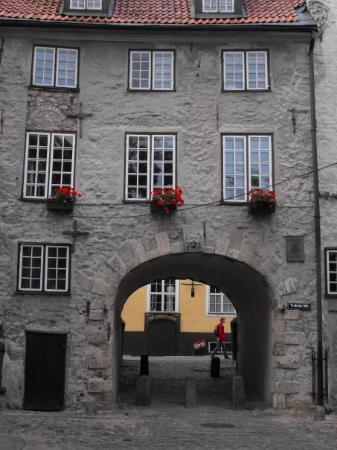 Swedish Gate (Zviedru Varti): Svenskporten :)