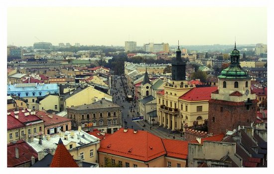 Last Minute Hotels in Lublin