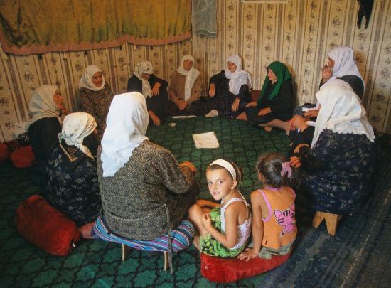 Gruzja: Traditional dzikr prayer