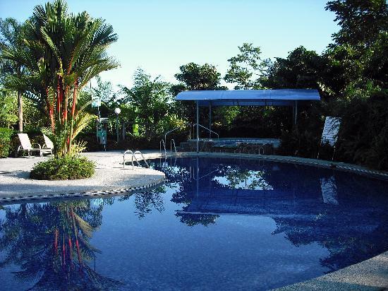 Hotel Villas Vilma: Villas Vilma pool area