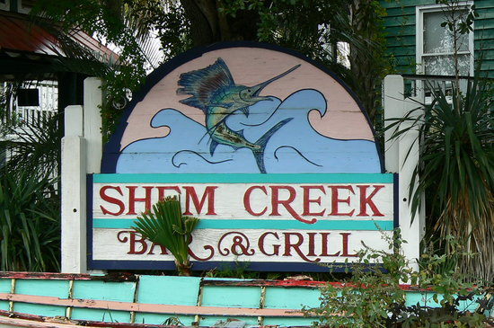 Shem Creek Bar & Grill
