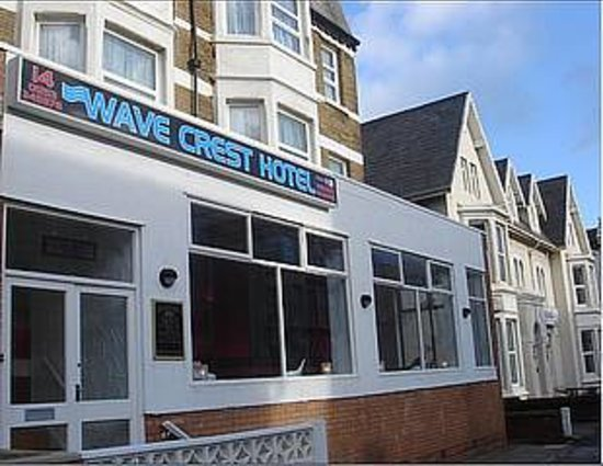 وافكريست هوتل: Wave Crest Hotel