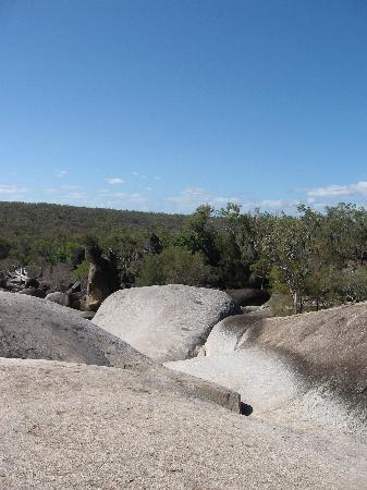 Granite Gorge Nature Park: Granite and beyond