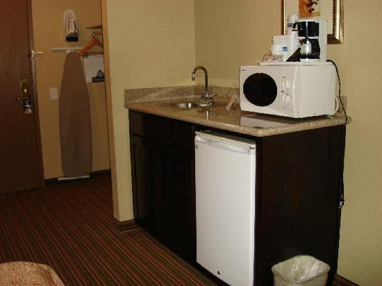 Travelodge La Mesa: Convenient amenties - CLEAN!!