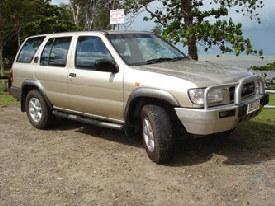 Cairns Bed n Boat: 4WD Tow and Go Vehicles