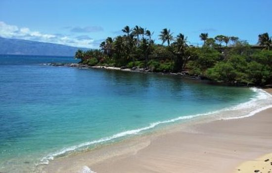 Maui Beach Ocean View Rentals, LLC: Beautiful quiet beach literally just steps away from Maui Beach House