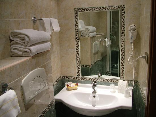 Hotel Centro: bathroom in standard room