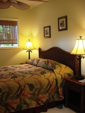 Maui Beach Ocean View Rentals: Queen or King Beds, mini kitchenettes, and private bathrooms at Maui Beach House