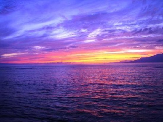 Maui Beach Ocean View Rentals: Enjoy amazing sunsets and whale watching from Maui Beach House