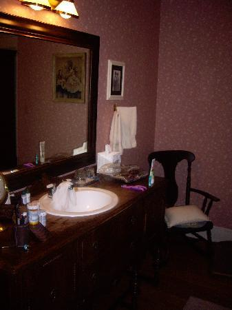 Walnut Street Inn: bathroom