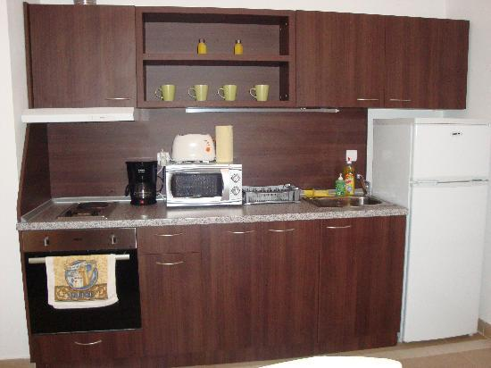 Area Radina Tower: apartment 1