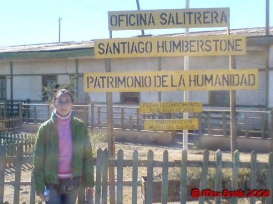Foto de oficina salitrera santiago humberstone iquique for Oficina consumo santiago
