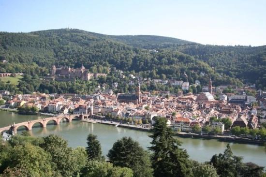 Hotels Near Heidelberg Germany