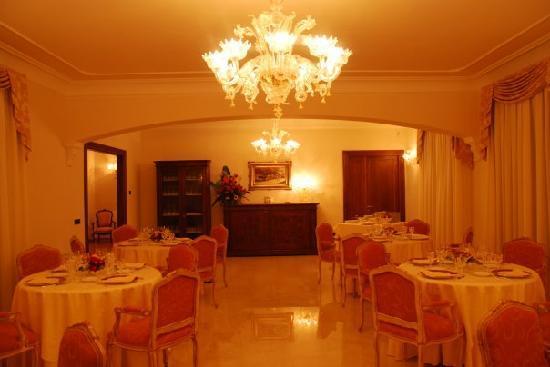 La Chiusa Grand Relais : restaurant