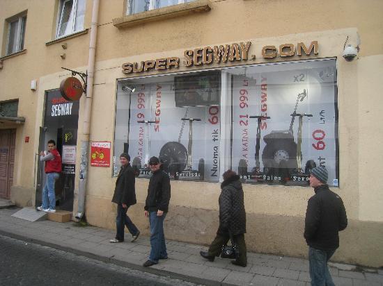 Super SEGWAY : superSegway shop