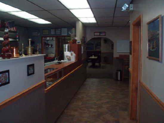 Cortland, NY: Entrance hallway