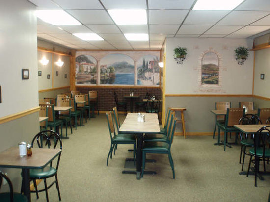 Cortland, NY: Dinning Room