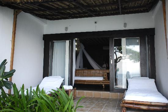 Sirangan Beach Resort : our suite