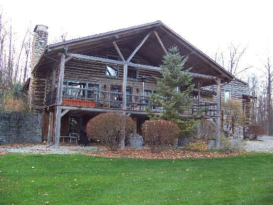 The Chalet of Canandaigua: View of the Chalet