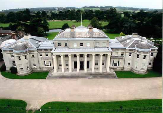 Stafford, UK : Magnificent Mansion House