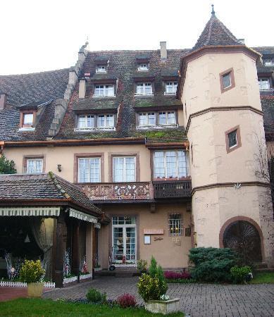 Hostellerie de la Pommeraie: The Hotel