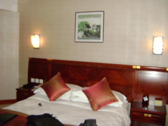 Best Western Shenzhen Felicity Hotel: bed