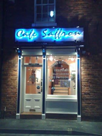 Indian Restaurants Near Shrewsbury