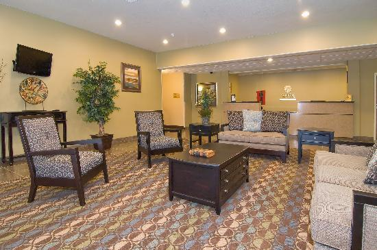 Comfort Inn and Suites : Lobby