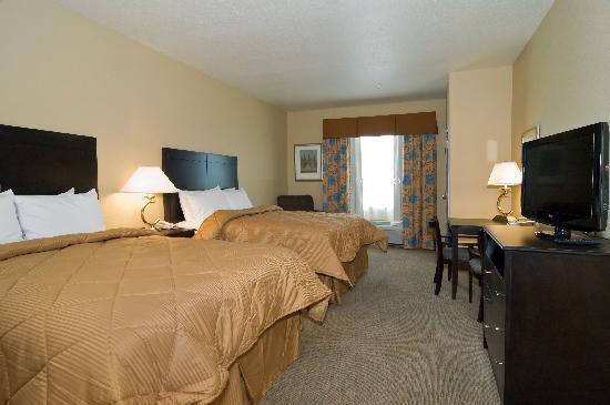 Comfort Inn and Suites: Queen Double