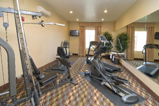 Comfort Inn and Suites: Fitness Center