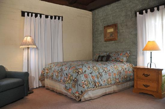 Woodland Casitas: Bedroom