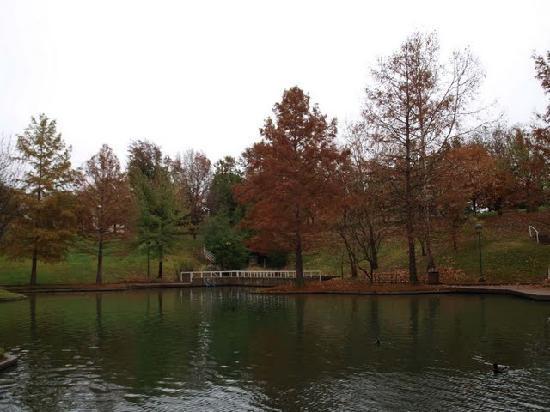 Botanical Garden Oklahoma City Picture Of Oklahoma City Oklahoma Tripadvisor