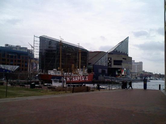 Harborplace & The Gallery: Inner Harbor, Baltimore