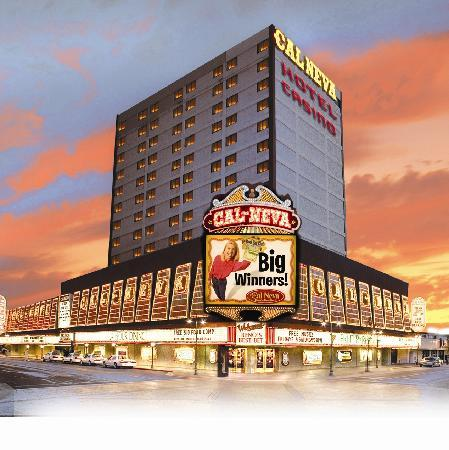 Club Cal Neva Hotel Casino: Located in the heart of downtown Reno!