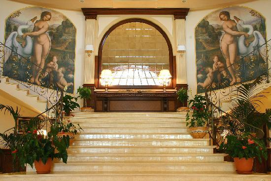 Roccella Ionica, Italy: Lobby