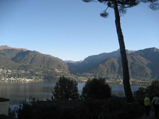 Bellevue - Bellavista : Bellavista view of Lago Maggiore
