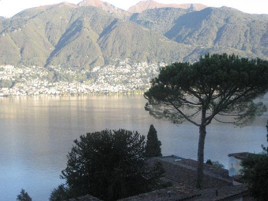 Landscape - Bellevue - Bellavista: Locarno, Switzerland from Bellavista